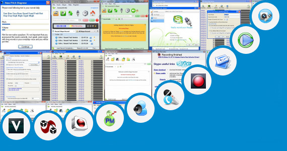 Software collection for Tamil Voice Call Record