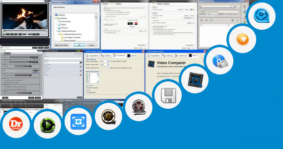 Software collection for Bf Muvi Video Full