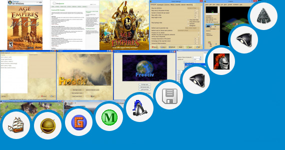 Software collection for Age Empires Offline