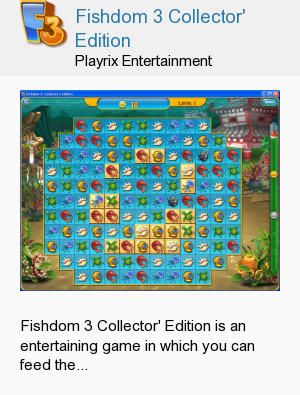 Fishdom 3 Collector's Edition