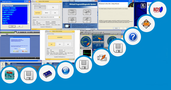 Software collection for Car Diagnostic Torrent