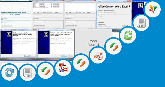 Software collection for Spoof Text Powerpoint