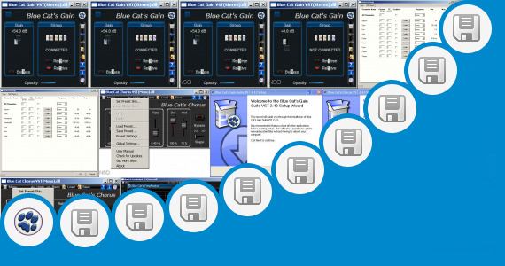 Software collection for Blue Cat Eq Dx Software W7