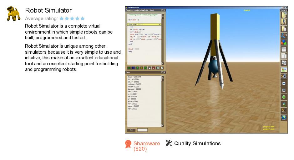 Robot Simulator