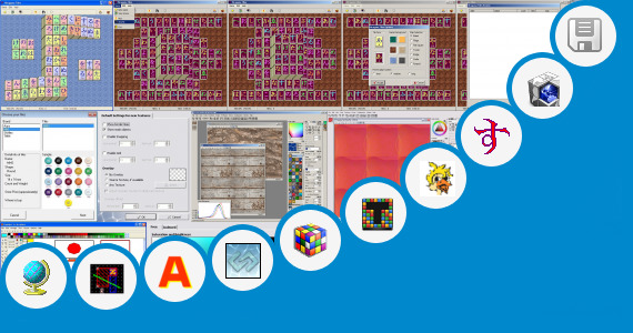 Ceramic Tile Design Software Hiragana Tiles And 74 More