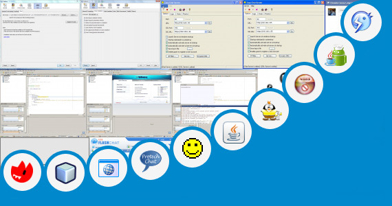 Software collection for Um Chat Java App