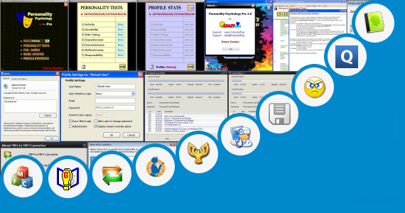 Software collection for Mind Question Hinde