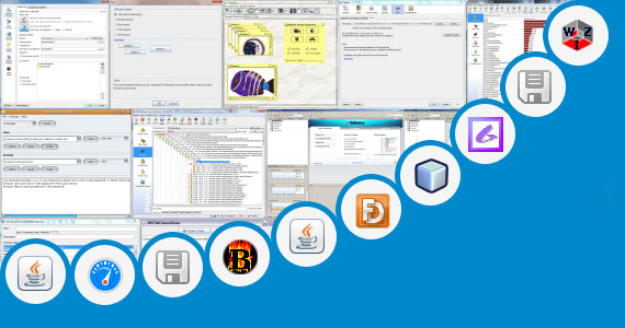 Software collection for Contoh Gui Java