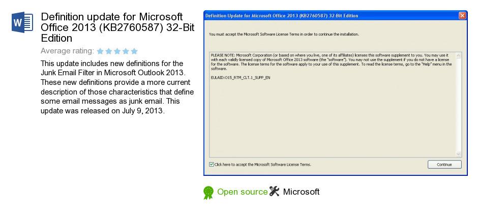 update microsoft office 2013