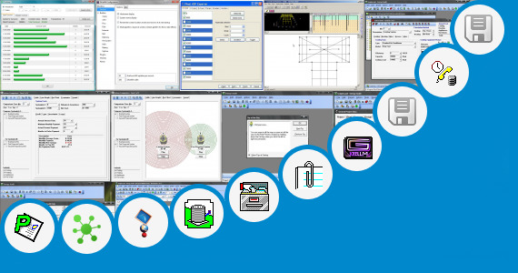 Software collection for Local Studies About Billing System