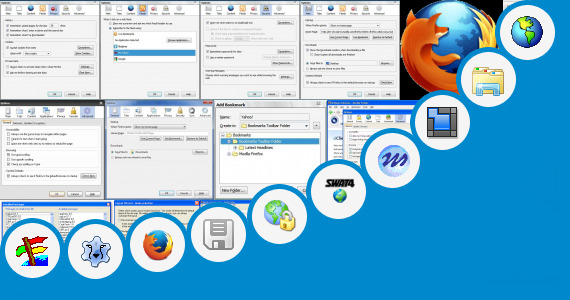 Software collection for One Browser For Vxp Platform