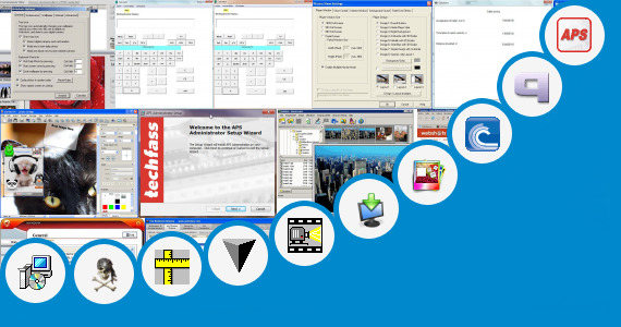Software collection for 240 400 Browser