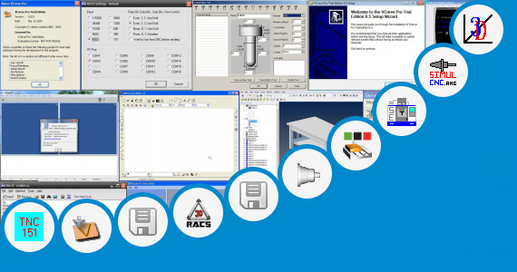 Software collection for Fanuc Cnc Programming Simulation Software For Pc