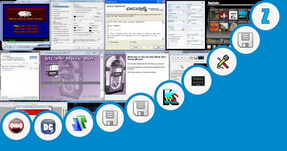 Software collection for Aimp2 Karaoke Plugin