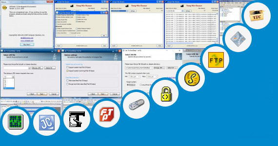 Software collection for File Hide For Java 240 400