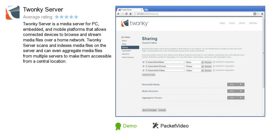 Twonky Media Server Download Cracked