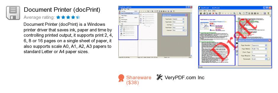 Document Printer (docPrint)