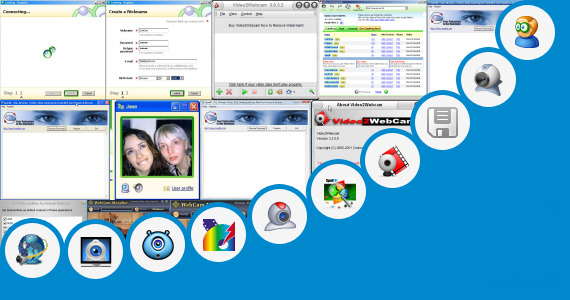 Software collection for Camfrog C4 Video