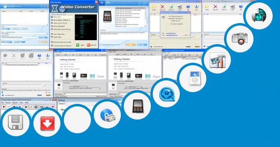 Software collection for Assamese Video Avi