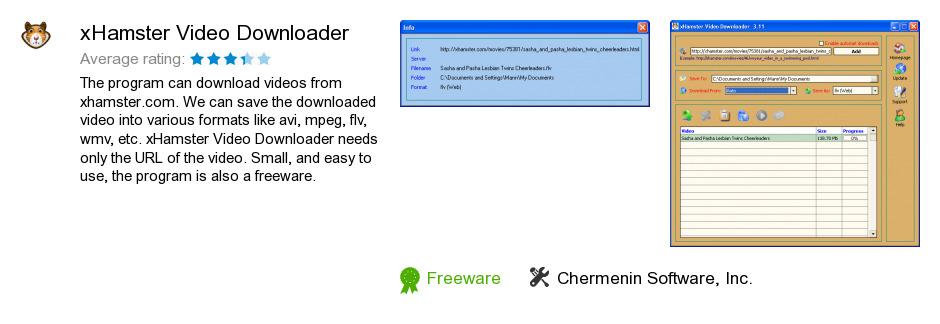 XHamster Video Downloader