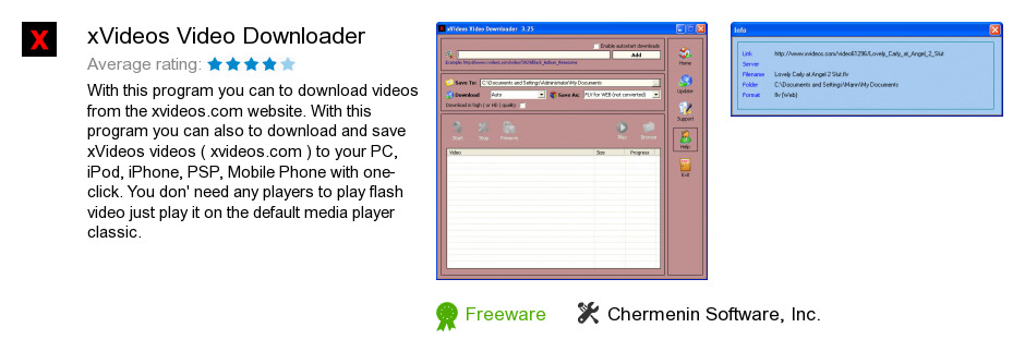 XVideos Video Downloader