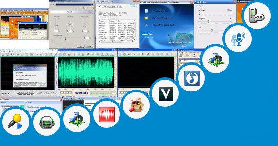 Software collection for Voice Editor Apk