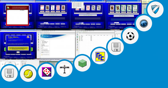 Software collection for Sports Draw Software