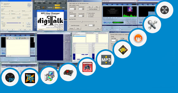 Software collection for Tamil Latest High Pitch Songs