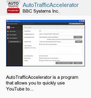 AutoTrafficAccelerator