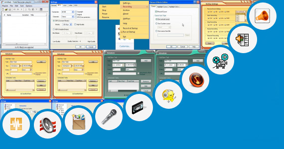 Software collection for Aplikasi Java Recorder Format Mp3