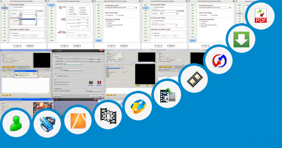 Software collection for File Converter App In Vxp Format