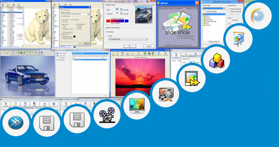 Software collection for Aplikasi Slide Show
