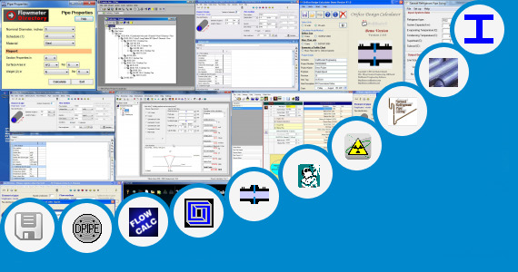 Software collection for Pipe Welding Calculation Free