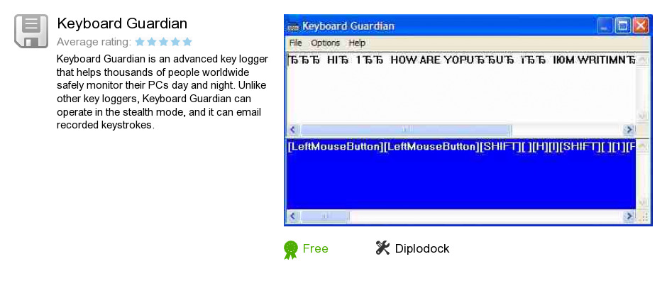 Keyboard Guardian