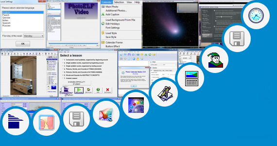 Software collection for Dp Pictures New Month