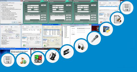 Software collection for Tagalog Sample Dj Radio