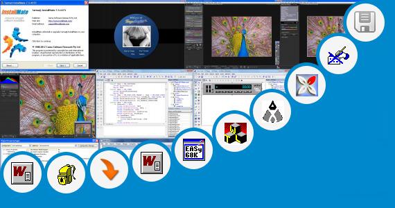 Software collection for Asm51 Assembler Windows 64 Bit