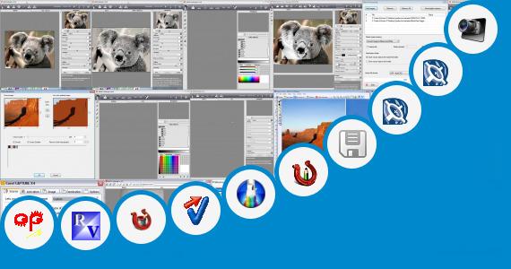 Corel Draw X7 Torrents - Corel PaintShop Photo Pro X3 and 28 more