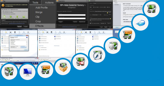 Software collection for Avi Video Cnavatr Factory Apk