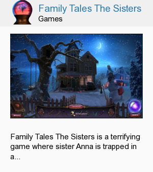 Family Tales The Sisters