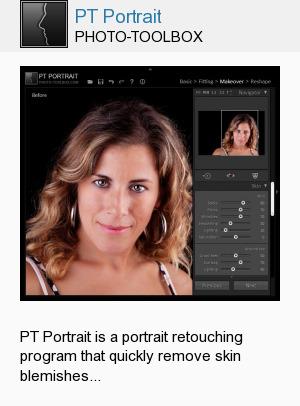 PT Portrait