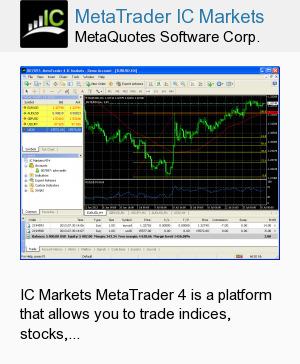MetaTrader IC Markets