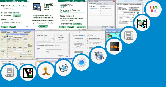 Software collection for Cliente Vnc Xbmx