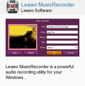 Leawo MusicRecorder