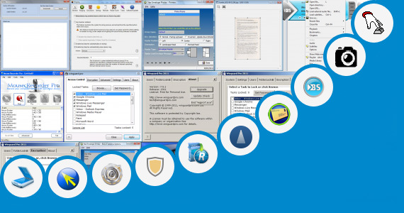 Software collection for Wd Smartware Pro Key