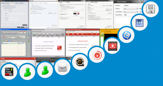 Software collection for Telugu Local 3gp Videos