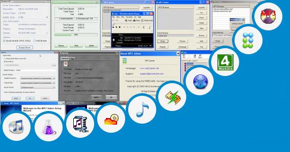 Software collection for Rammy Mp3 Compressed Songs