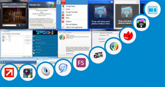 Software collection for Facebook Video Uploader Apps Java Jar