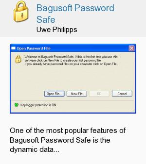 Bagusoft Password Safe