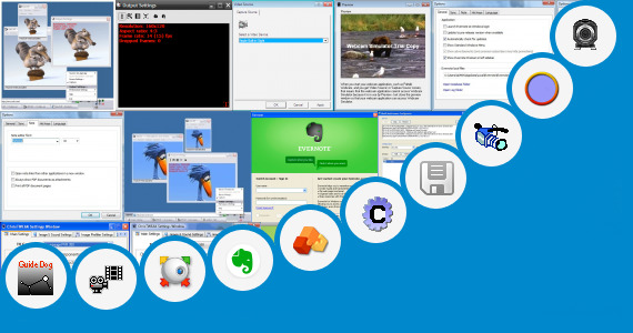 Software collection for Webcam General Image Devic Driver